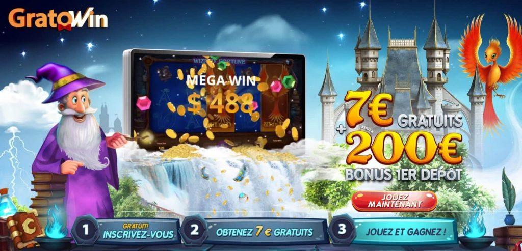 Gratowin avis : le casino spécialiste des jeux de grattage !